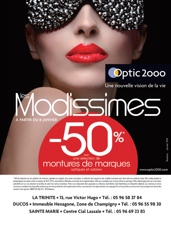 histoire optic 2000
